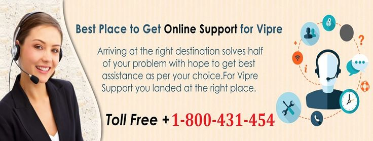 Dial 1-800-431-454 to the #Vipre antivirus support number for the world class services to Fix Vipre Service Not Running Issue. #Australia