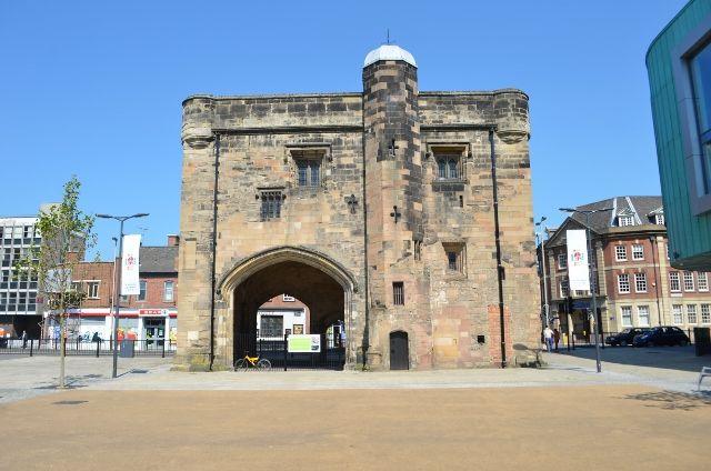 Leicester Castle Magazine
