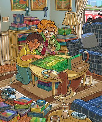 (2015-05) Hvad laver de på børneværelset?