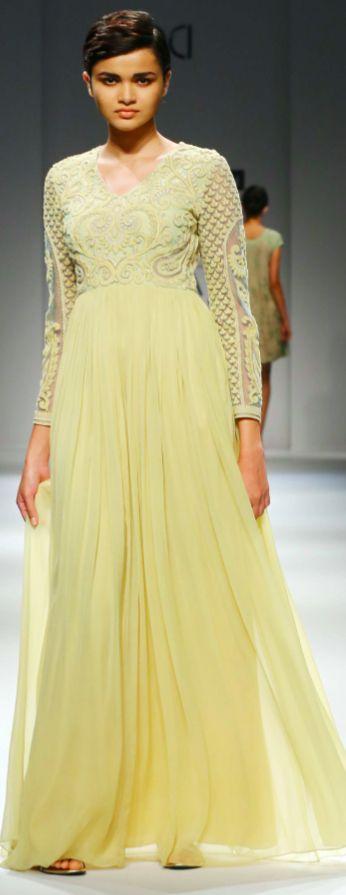 Manish Gupta Spring/Summer 2015