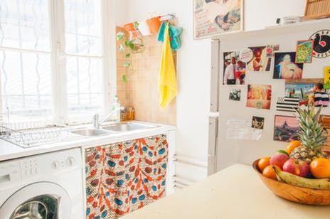 Экскурсия По Дому: Богемная Эклектика Парижские Апартаменты | Квартира Терапия