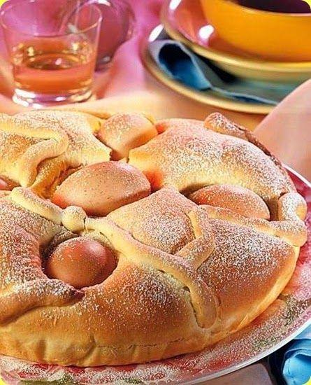 Il Piccillato è un dolce pasquale che proviene della tradizione calabrese