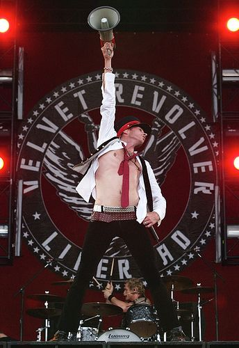 Velvet Revolver by Fragz, via Flickr  #Scott_Weiland #Velvet_Revolver