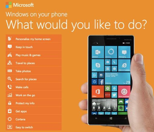 Getting started with Windows Phone 8.1