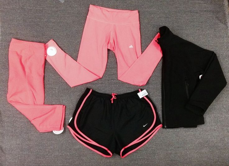 Get in to the #ValentinesDay spirit with this adorable athletic wear from #PlatosCloset! #SoCute | www.platosclosetnewmarket.com