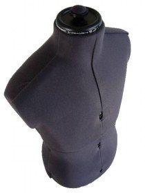 Manichino Uomo Prym Cod. Art. 610010 - La forma maschile completamente regolabile rende il cucire per gli uomini molto più facile.
