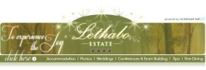 LETHABO ESTATE -  A conference and convention venue in The Cradle of Humankind