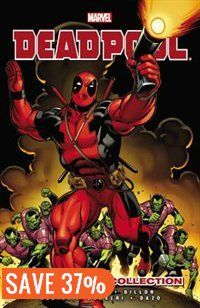 Deadpool By Daniel Way: The Complete Collection - Volume 1 Book by Daniel Way | Trade Paperback | chapters.indigo.ca