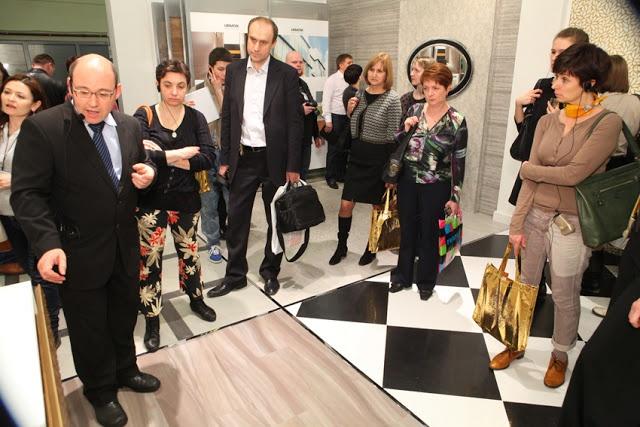 Positivo balance del paso de PORCELANOSA Grupo en MosBuild | Porcelanosa blog
