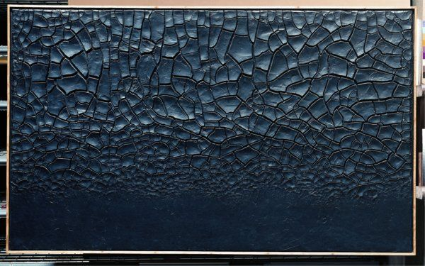 Grande cretto nero 1977