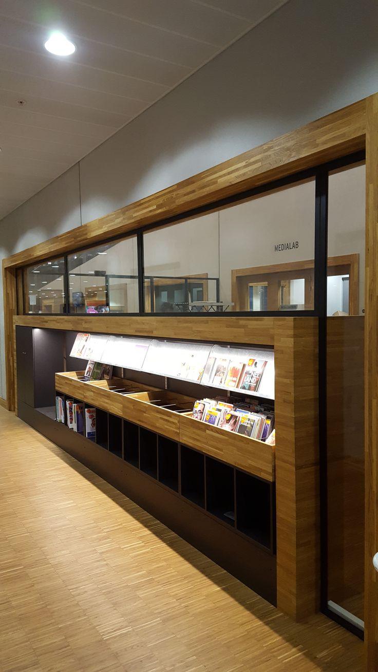 metalen kozijn algemene bibliotheek  #wonen #inrichting #huis #inspiratie #deur