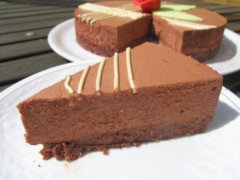 domino suklaakakku