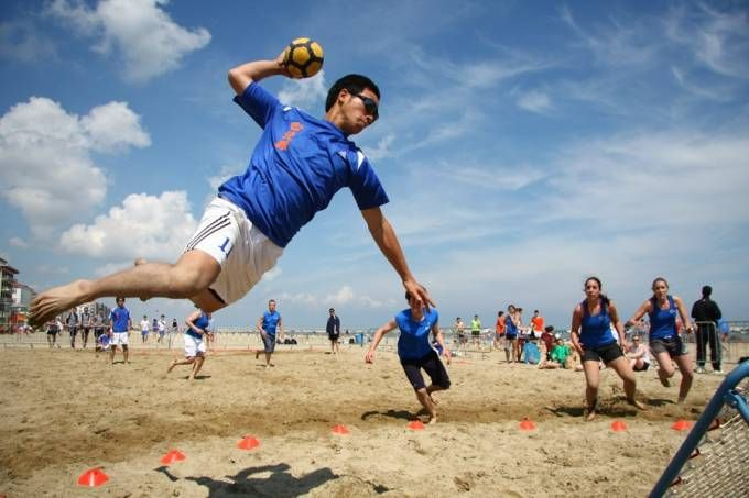 Dal Footvolley al Beach Tchoukball: i 5 sport dell'estate a Rimini | Expedia.it