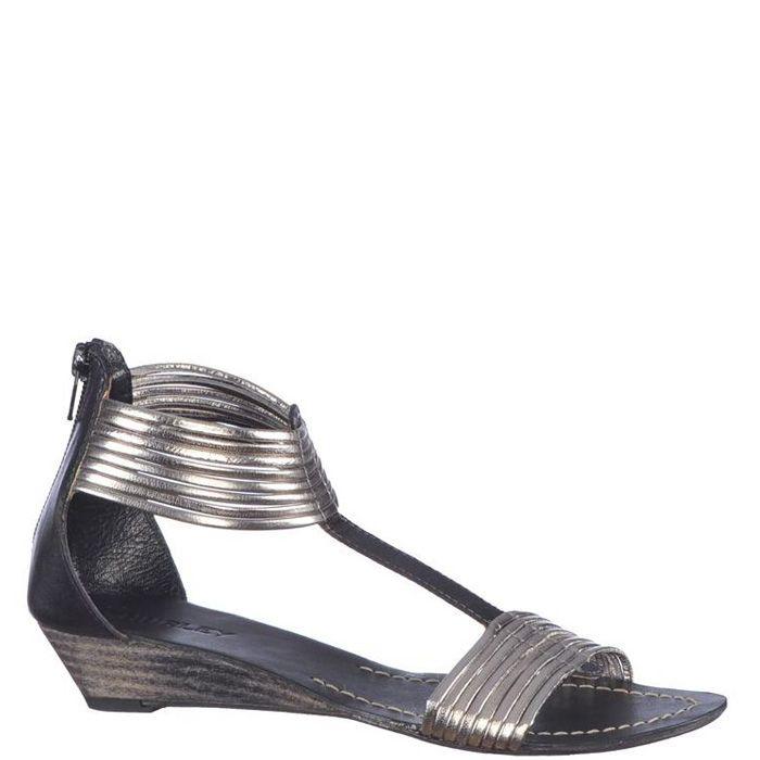 Sandale cu platforma,pentru femei marca Thurley Fete: piele naturala Interior: piele naturala Talpa: sintetic Platforma: 1,5 cm