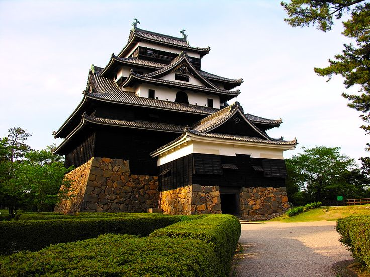 Matsue Castle Shimane Japan  松江城 島根県 日本