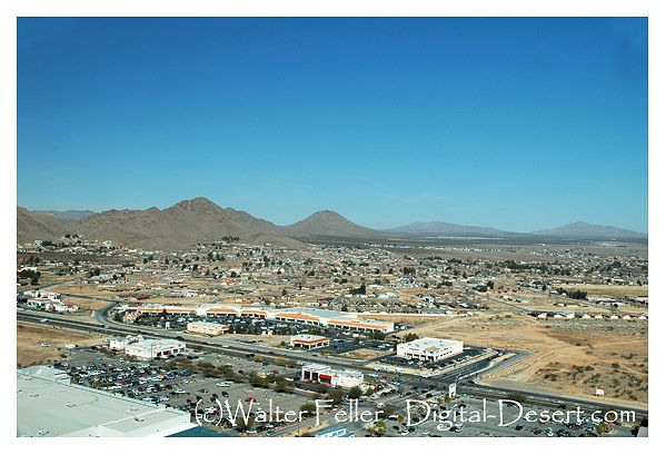 Town of Apple Valley California, Mojave Desert, High Desert
