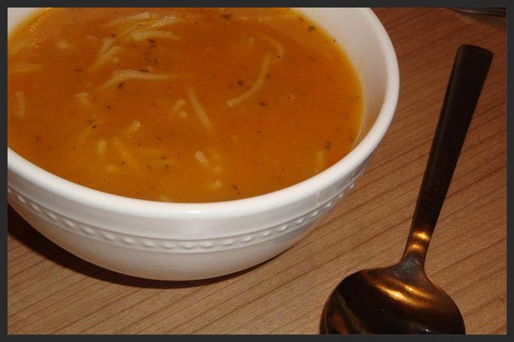 Ellouisa: Gepureerde groentensoep