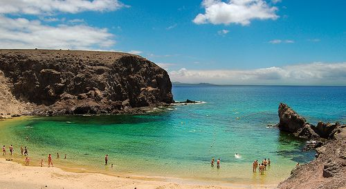 Lanzarote is the most eastern island of all the autonomous Canary Islands.  Lanzarote like the other Canary Islands, a great place to spend your holiday where everyone will understand the basics of English.