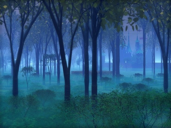forest forest: Sleep Beautiful, Foggy Forests, Magic Forests, Enchanted Forests, Blue Forests, Castles, Trees, Mystic Forests, Fairies Tales