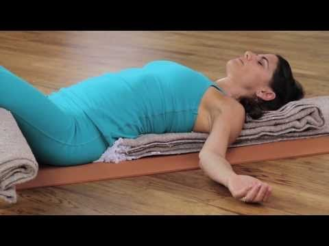 restorative yoga 10minute goddess pose practice with