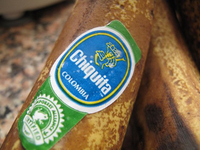 chiquita bananas from colombia