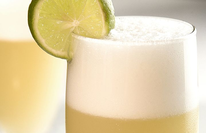Pisco sour | Foods From Chile