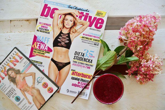 Stylowo i Zdrowo: Miesiąc z Bikini Ewy Chodakowskiej + konkurs