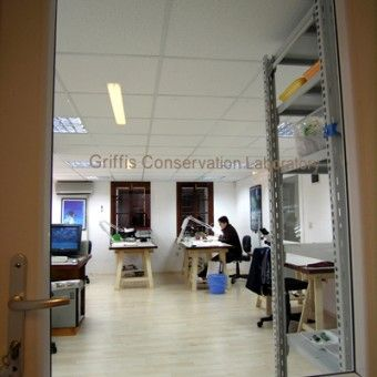 Bodrum Research Center Lab (Photo: INA).