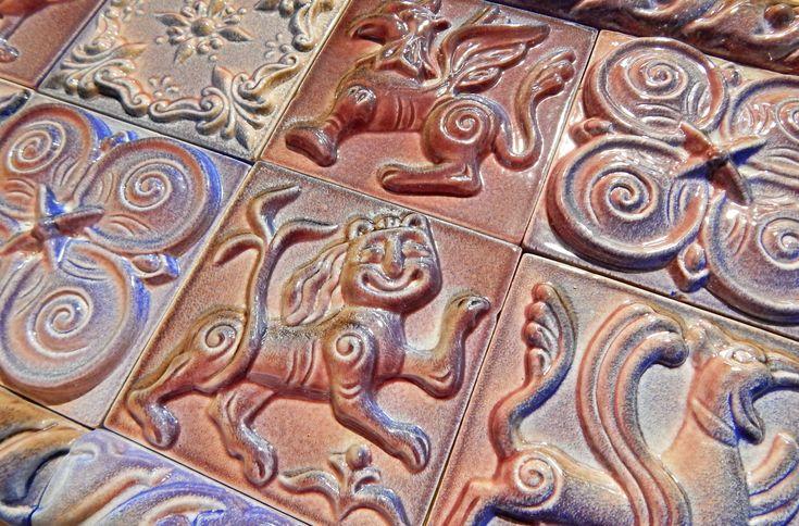 Плитка «Маленький хамелеон» | Vesta