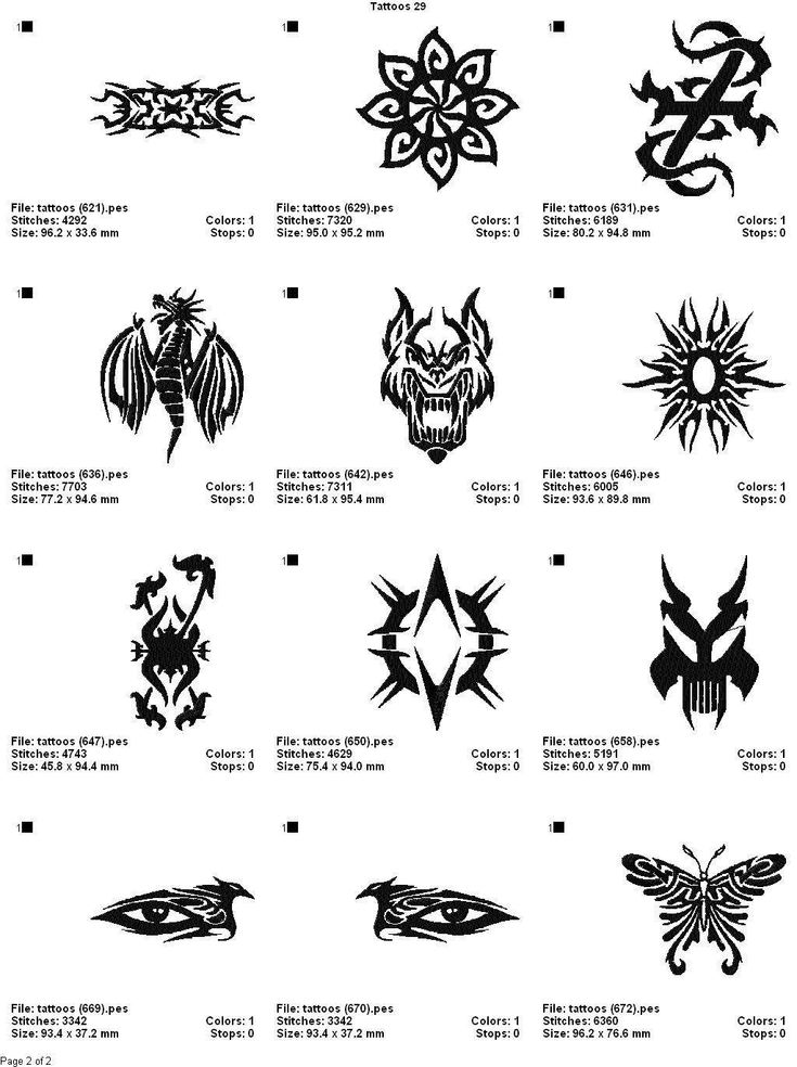 Celtic Symbols And Their Meanings Chart All over their ...