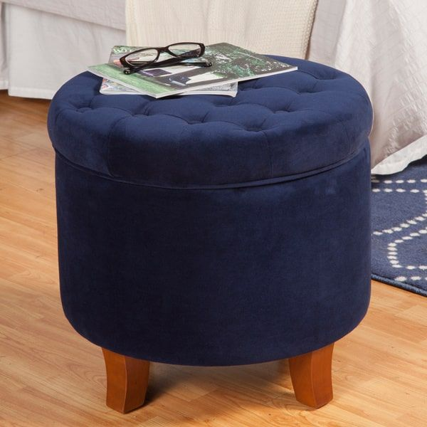 25 best ideas about round tufted ottoman on pinterest. Black Bedroom Furniture Sets. Home Design Ideas