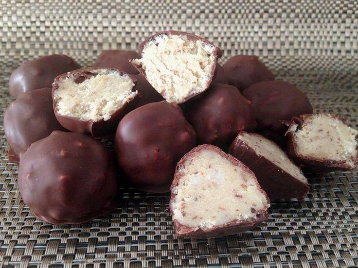 Healthy Chokito Balls