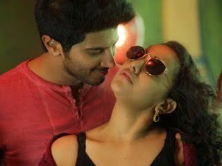 OK Bangaram Movie Aye Amaayika Song Trailer, Dulquer Salmaan, Nithya Menen playing lead roles in Ok Bangaram film video song Aye Amaayika