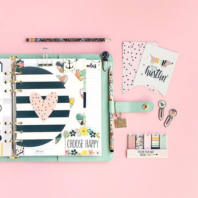 17 best images about carpe diem posh planners for Happy planner accessories