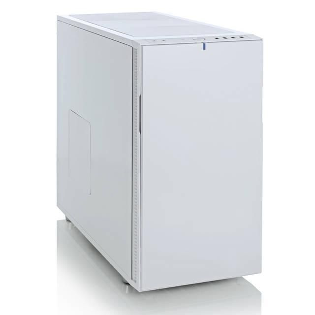 Fractal Design Define R5 No Power Supply ATX Mid Tower (White)