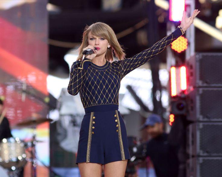 Taylor Swift: chanteuse à la carrière exemplaire