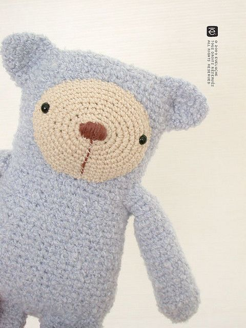 All sizes   The little blue bear   Flickr - Photo Sharing!