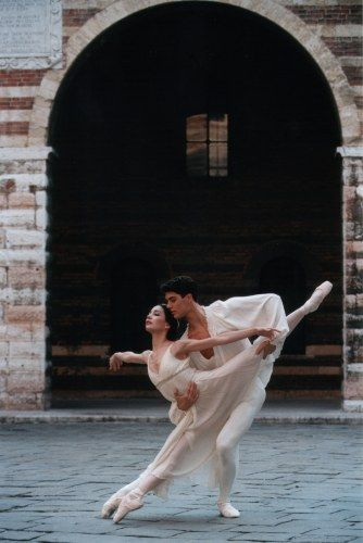 Rojo and Bolle #dance #ballet