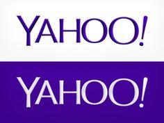 Yahoo logo redesign