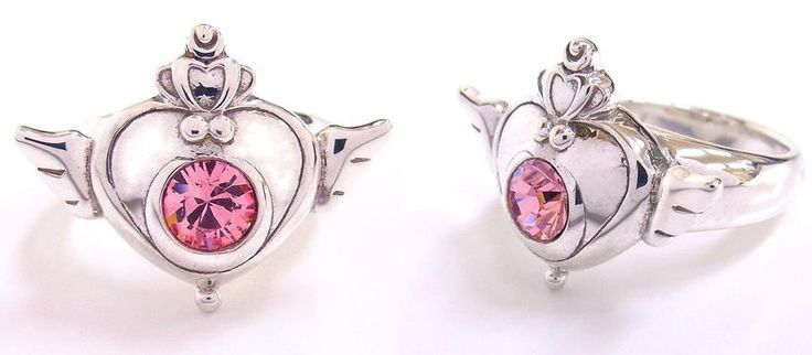 I want his ring soooooo badly. And maybe with a matching pair of earrings, too.  New Sailor Moon Silver 925 Ring 2013