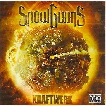 SNOWGOONS Kraftwerk CD