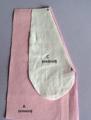 Coupe Couture : Poche de côté de jupe ou pantalon