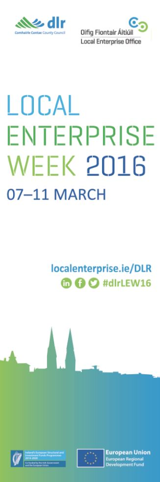 Dún Laoghaire Local Enterprise week #civicmedia2016