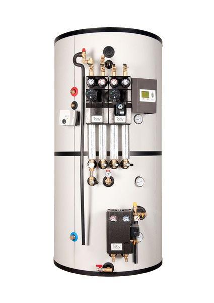 Toby Hafner Centrale 820 liter