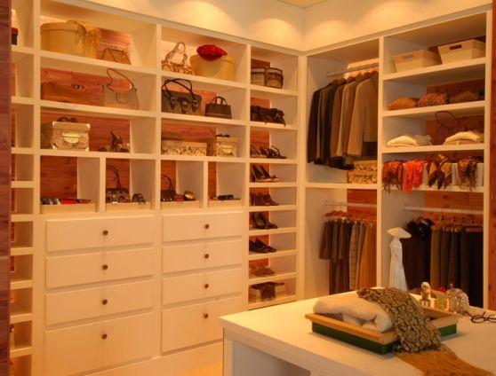 Cedar Lined Walk In Closet Storage Space Idea (our WIC Wonu0027