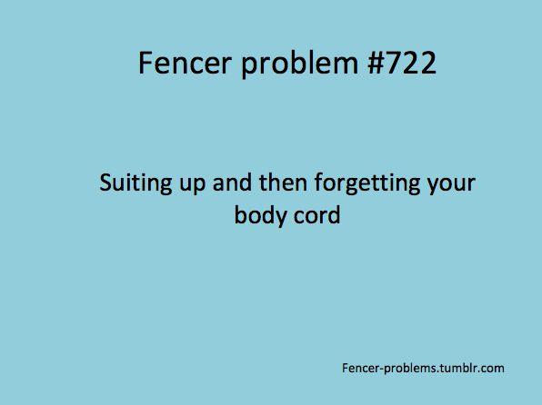 Fencer Problems: Photo