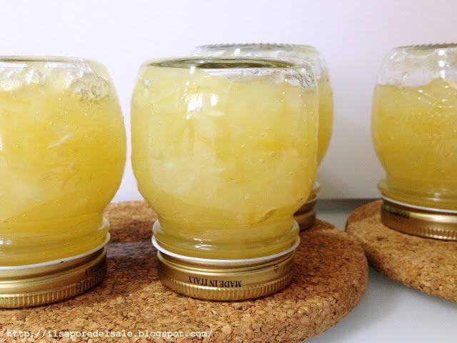 Il sapore del sale: Marmellata di limoni di Sorrento