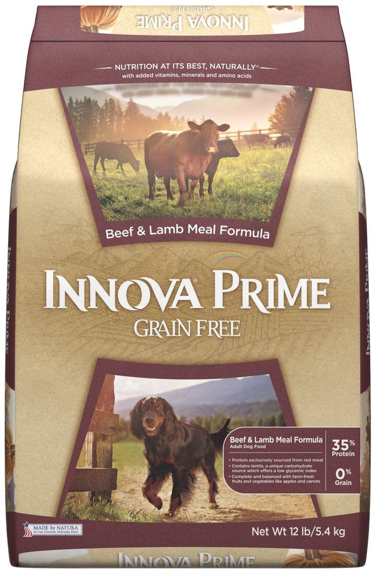 Innova Prime Grain Free Dog Food