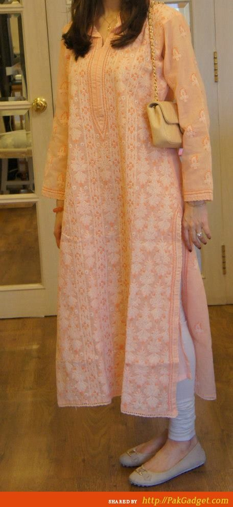 lucknowi kurta for women - Google Search