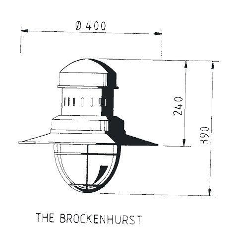 JW UK LTD's Brockenhurst Lantern